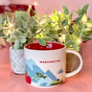 "Starbucks ""You Are Here"" Mug - Washington State"
